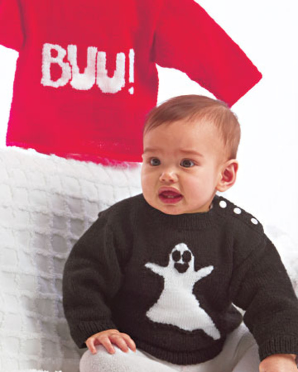 Anleitung Pullover Baby/Kind